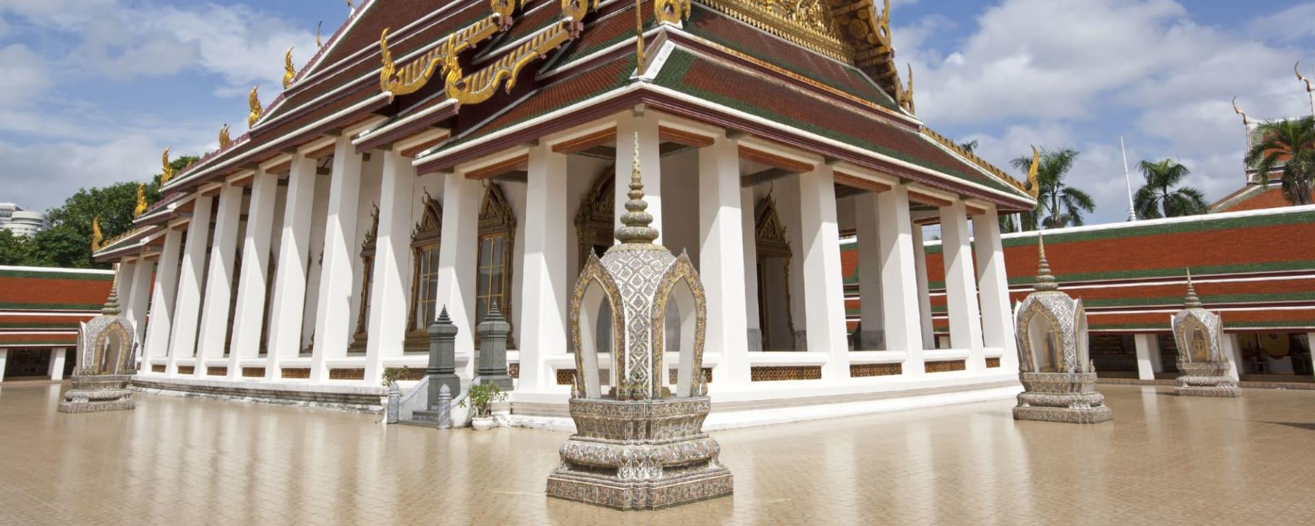 Bangkok Explorer: Bangkok Wat Saket