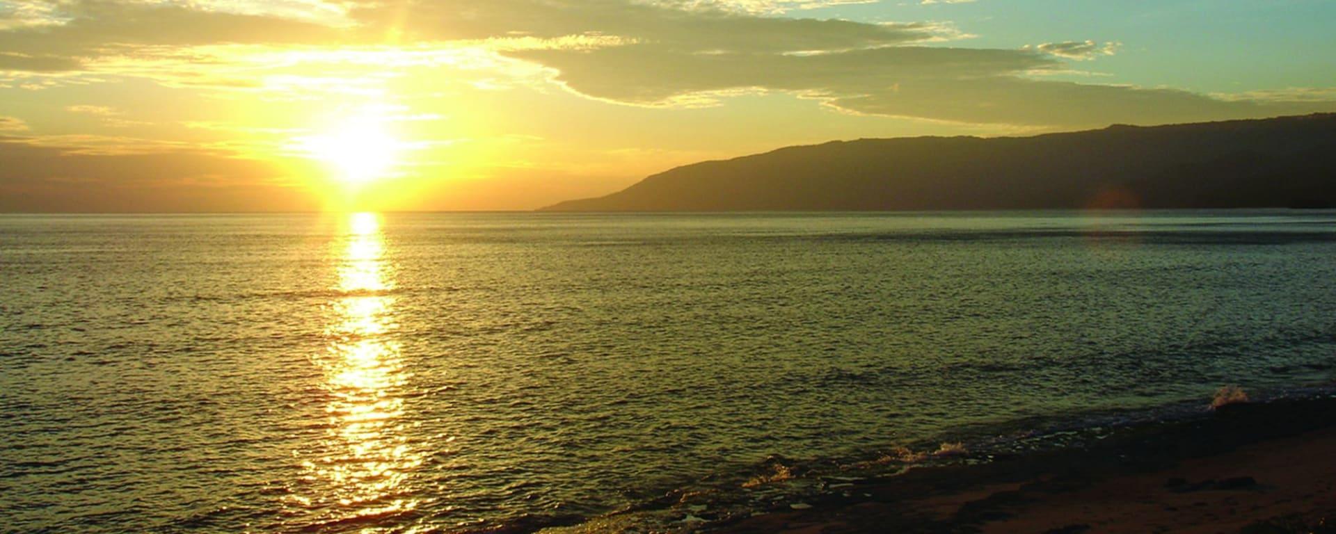 Unbekanntes Paradies Timor-Leste ab Dili: Com Beach: