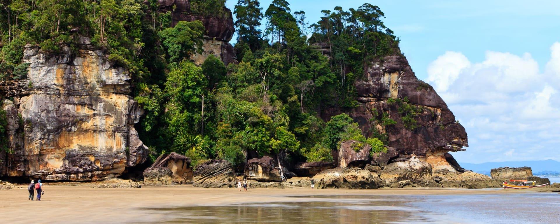 Sarawak – la nature dans toute sa splendeur de Kuching: Bako National Park