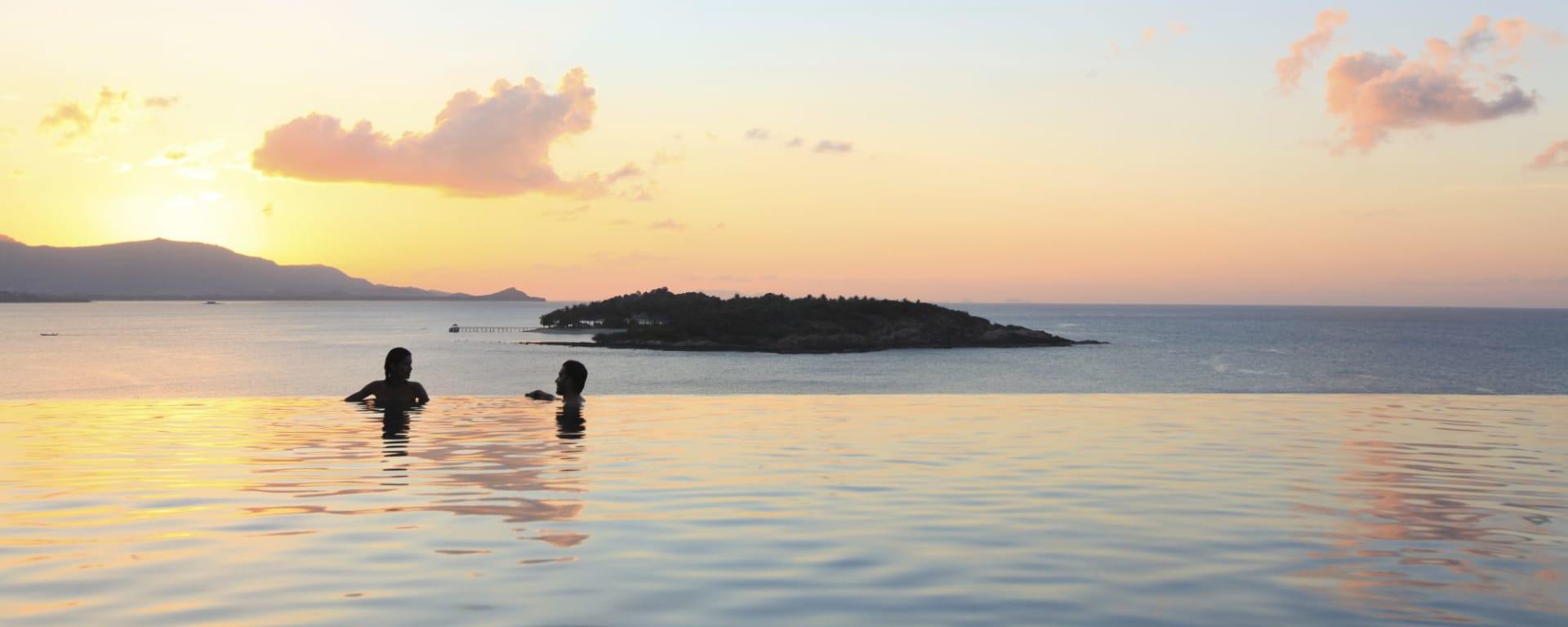 Six Senses Samui in Ko Samui: Main Pool View