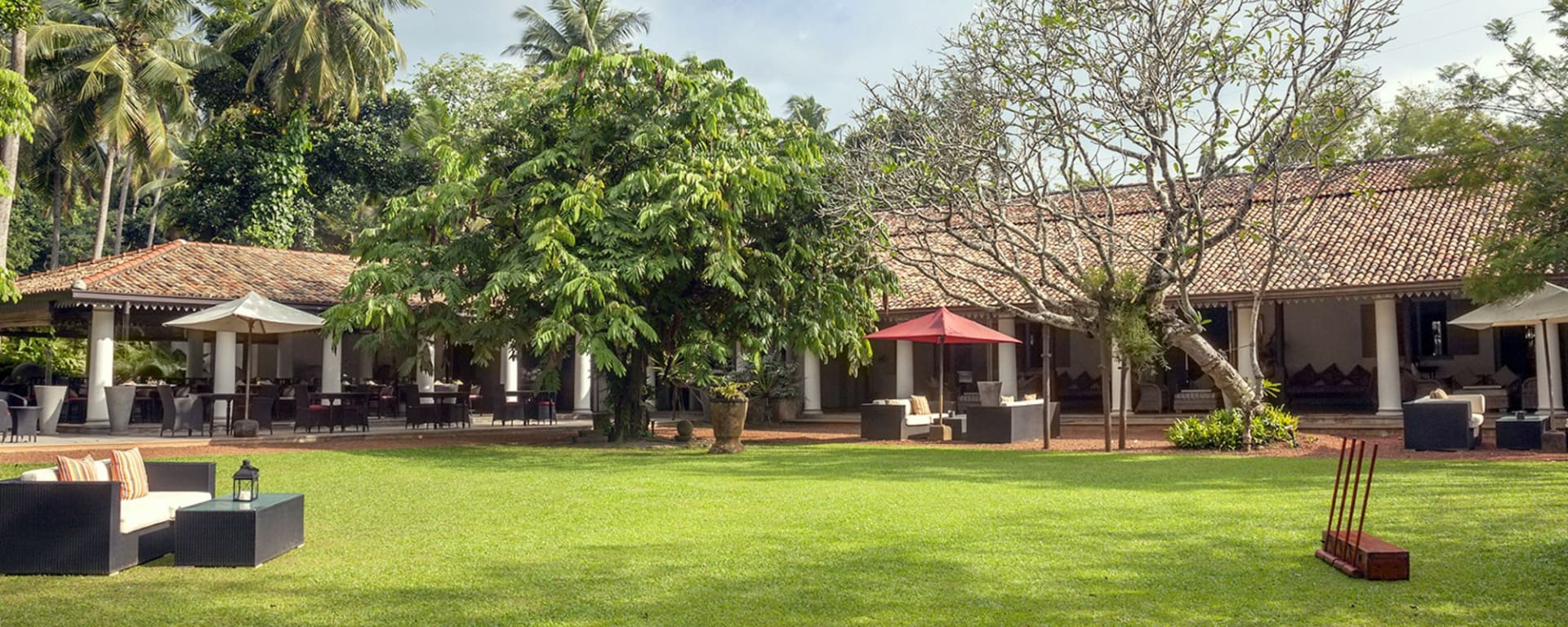The Wallawwa in Colombo: Main Hotel