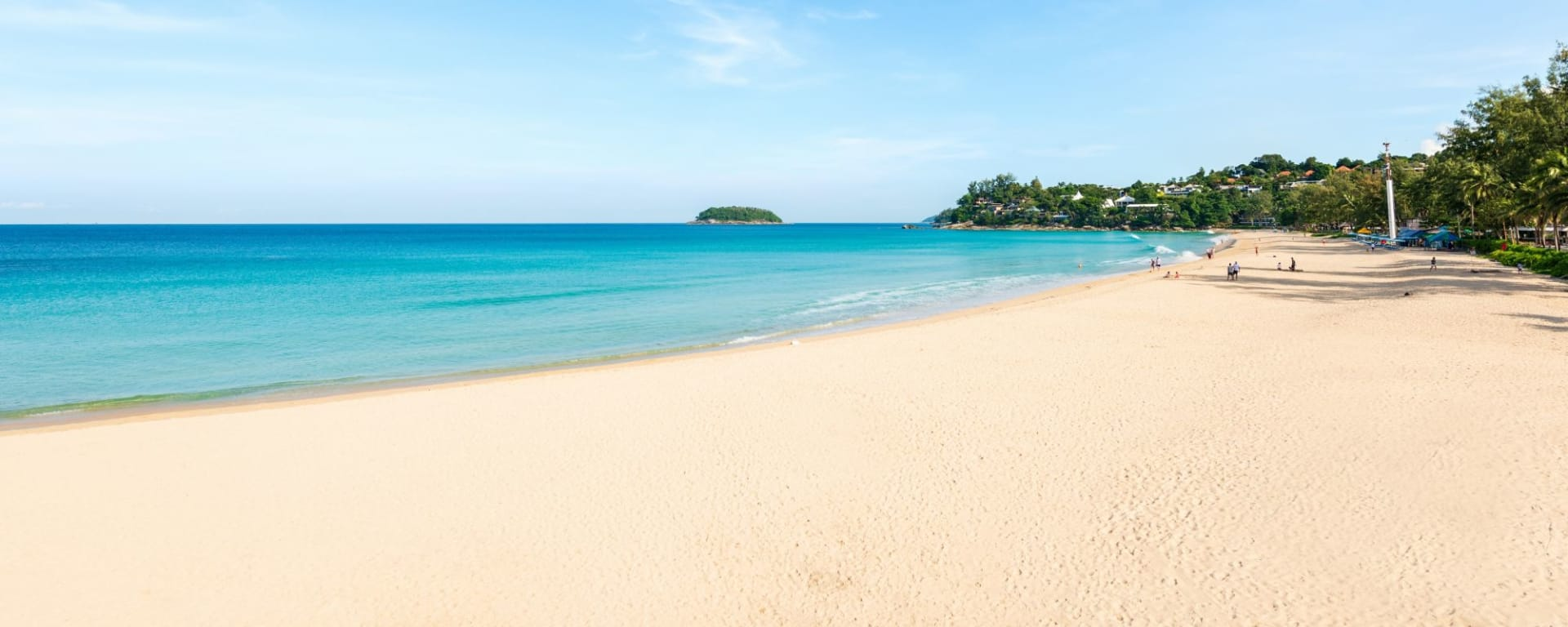 The Shore at Katathani in Phuket: Kata Noi Beach