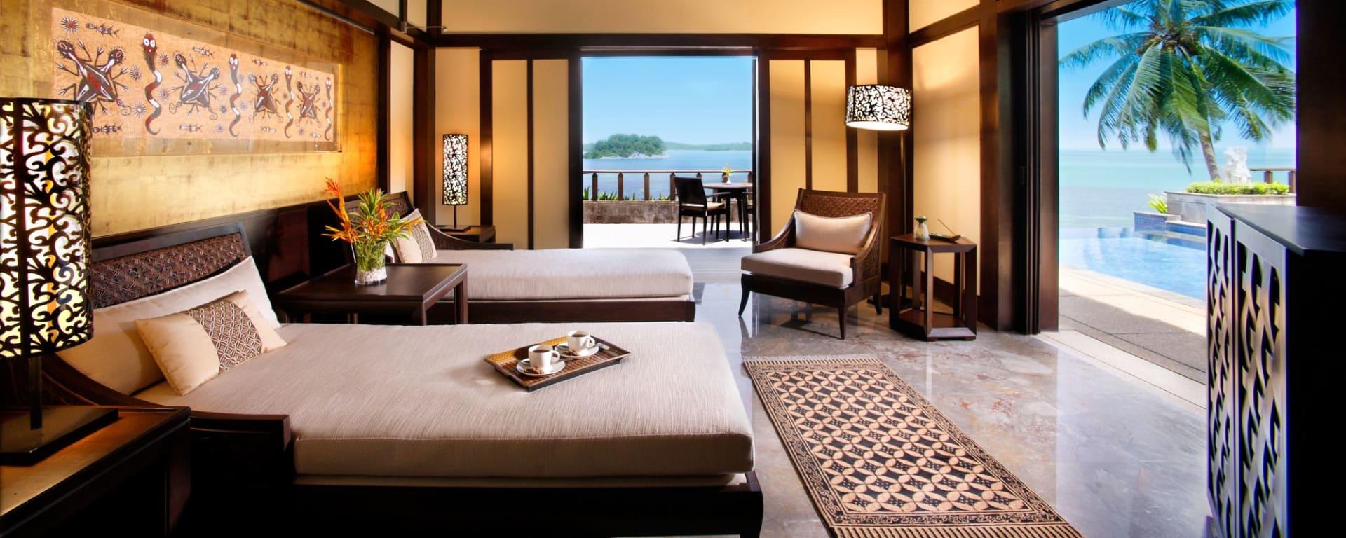 Banyan Tree Bintan: Pool Villa | Living_Room
