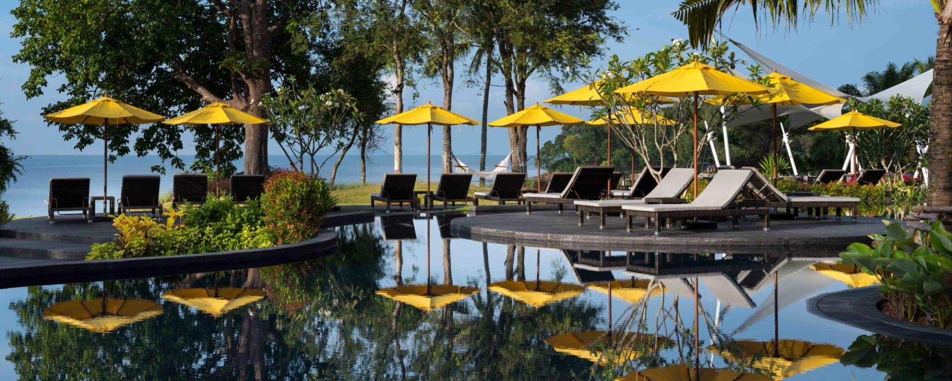 The ShellSea Krabi: Manta Pool