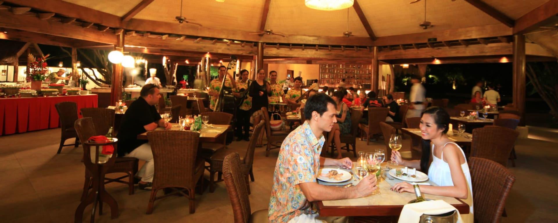 Bluewater Maribago Beach Resort à Cebu: Allegro Restaurant