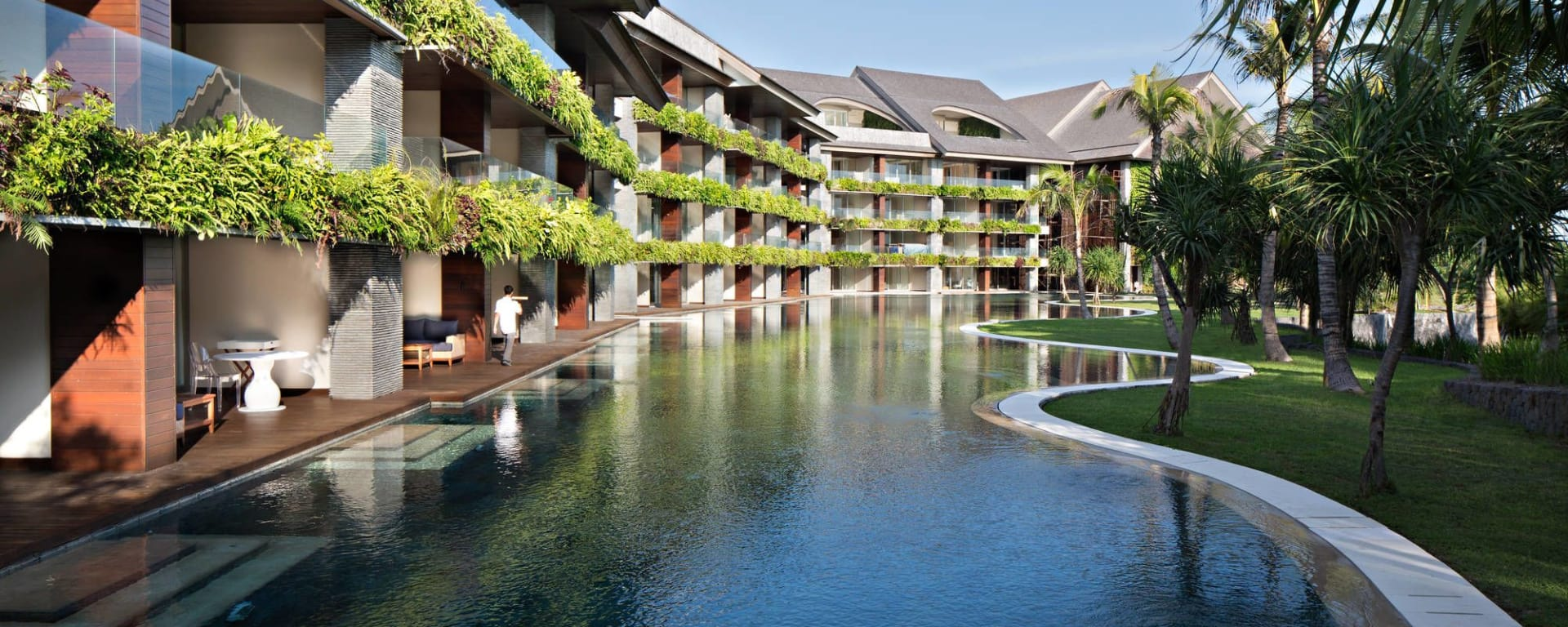 COMO Uma Canggu à Sud de Bali: Hotel Exterior