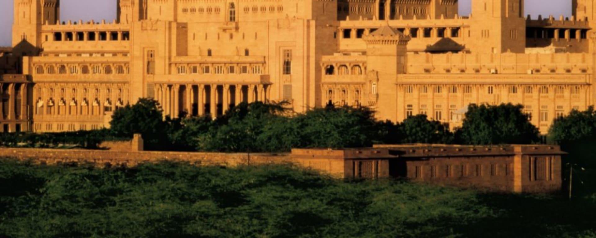 Umaid Bhawan Palace à Jodhpur: