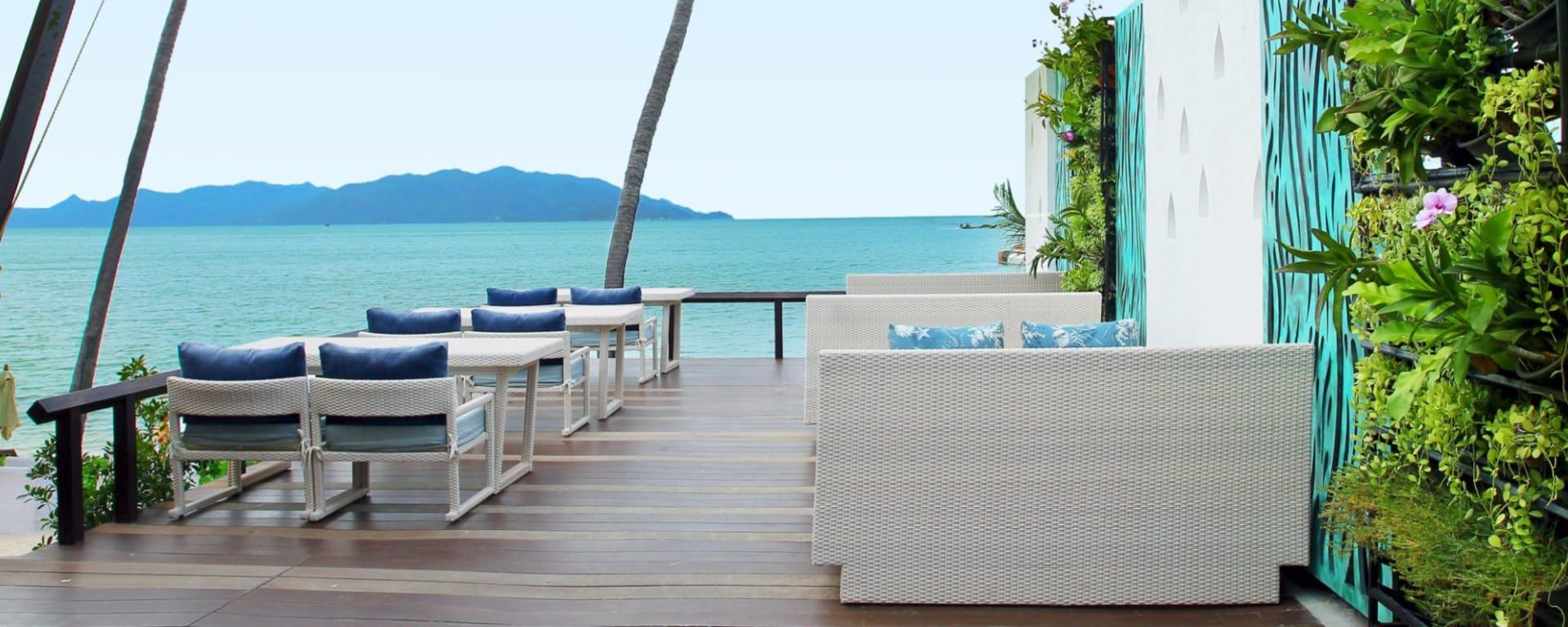 Melati Beach Resort & Spa in Ko Samui: The View