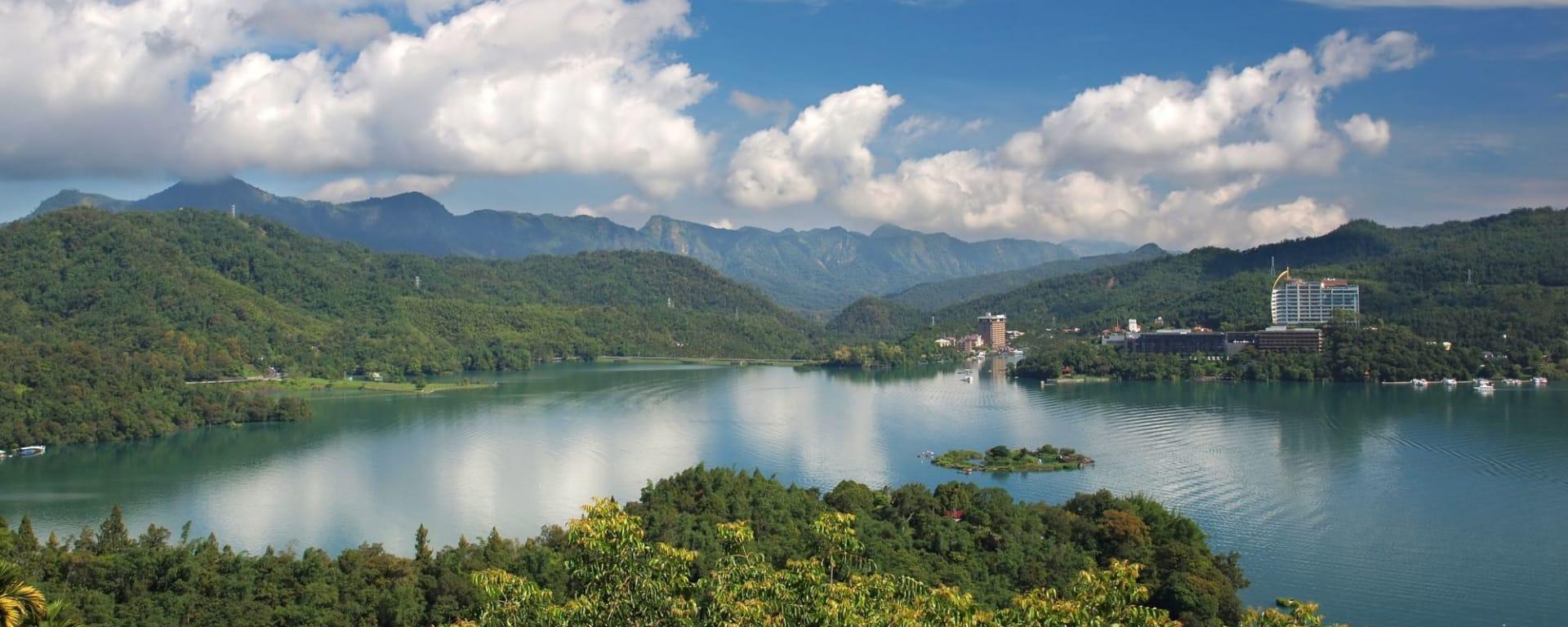 Le meilleur de Taïwan de Taipei: Sun Moon Lake Taiwan