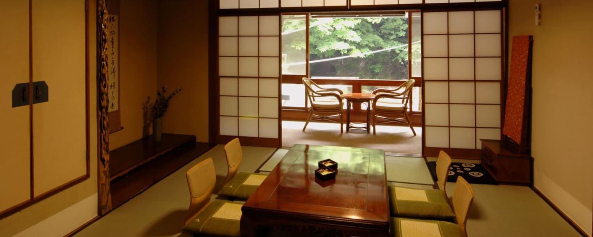 Ichinoyu Honkan Ryokan à Hakone: