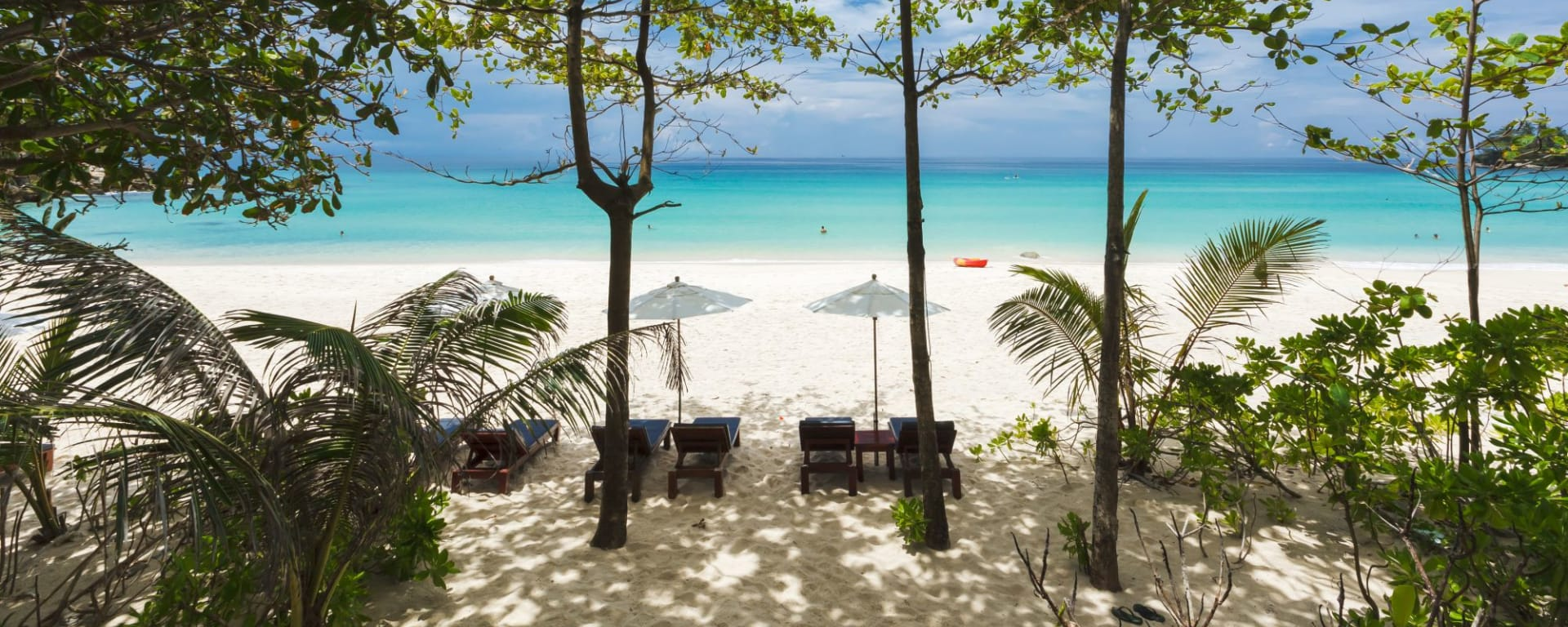 The Surin in Phuket: View