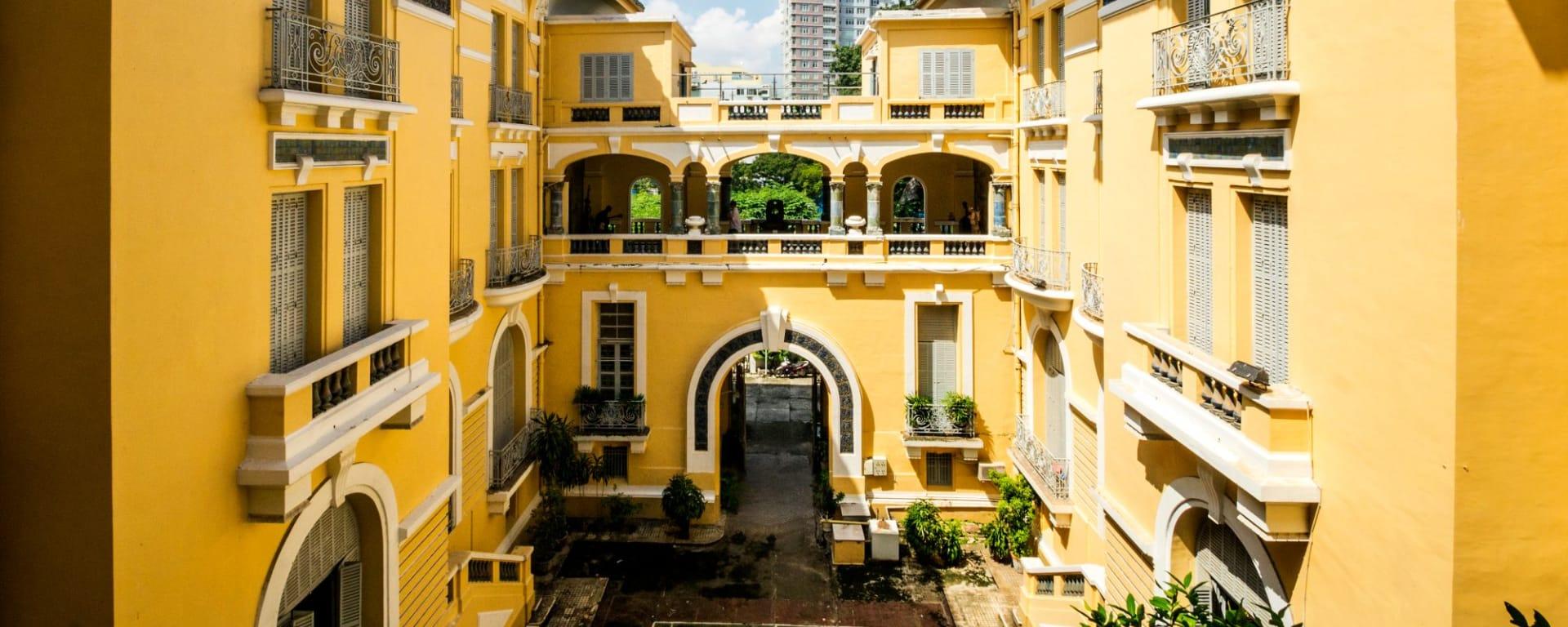 Saigon auf eigene Faust - ganzer Tag: Saigon Fine Arts Museum