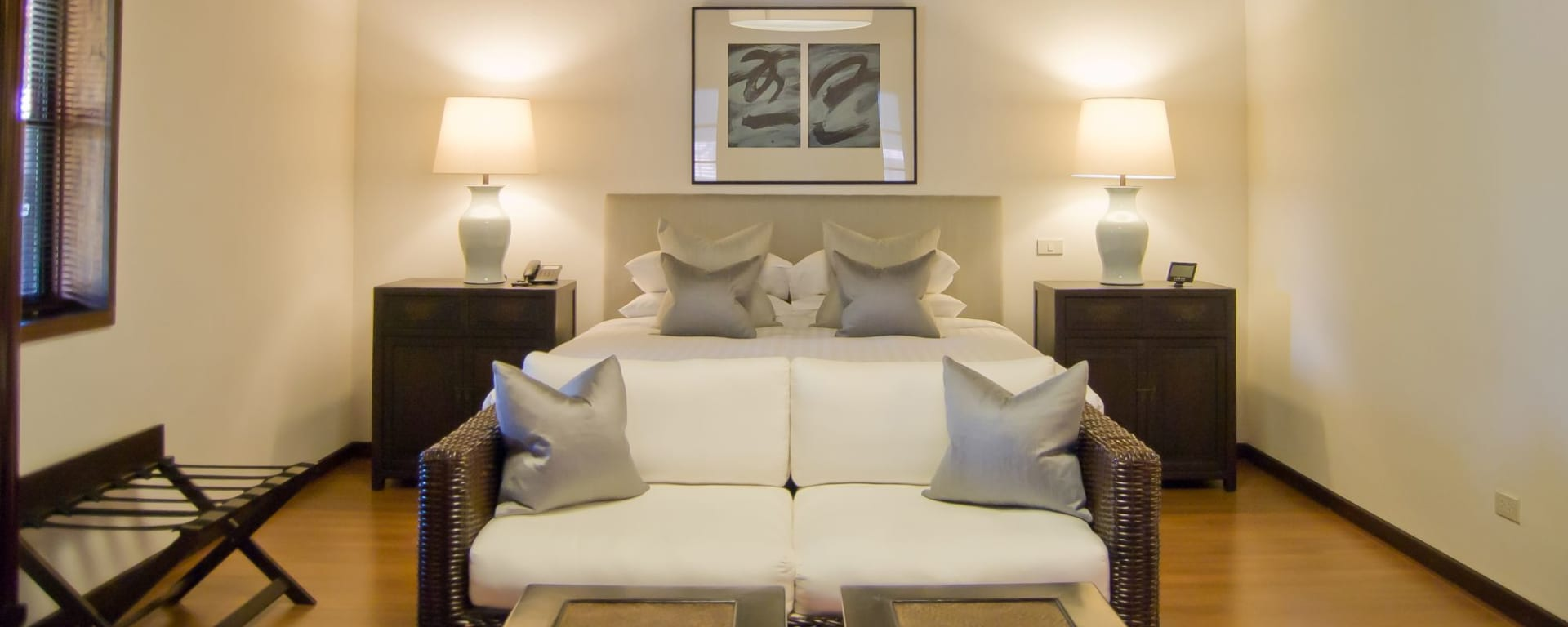 Rachamankha in Chiang Mai: Suite 2-BR (Veranda Suite)