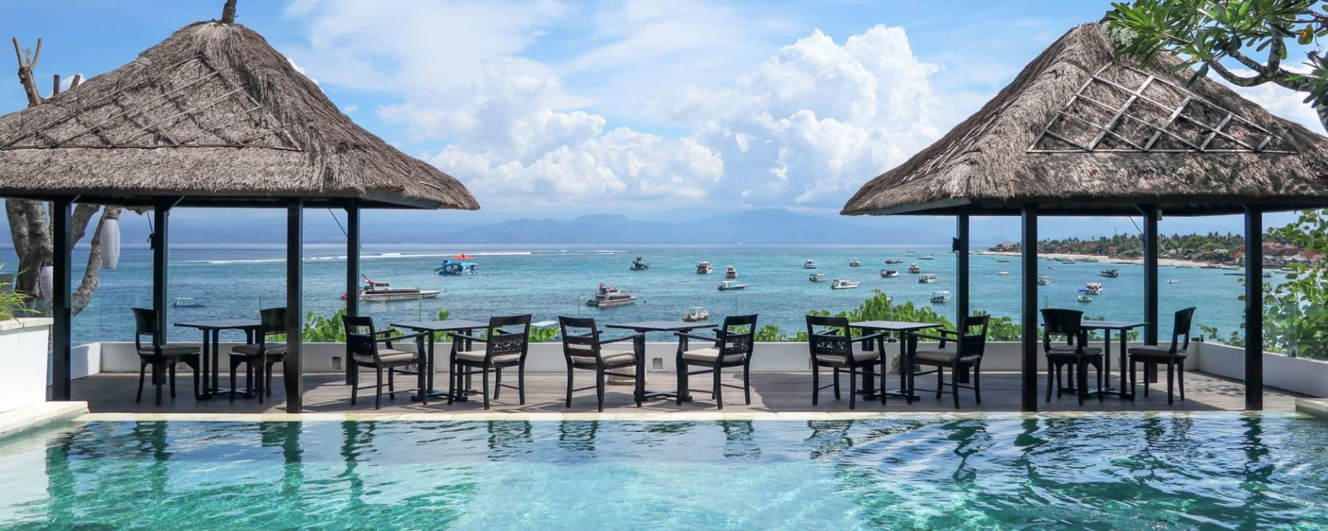 Batu Karang Lembongan Resort & Spa à Nusa Lembongan: Muntigs pool