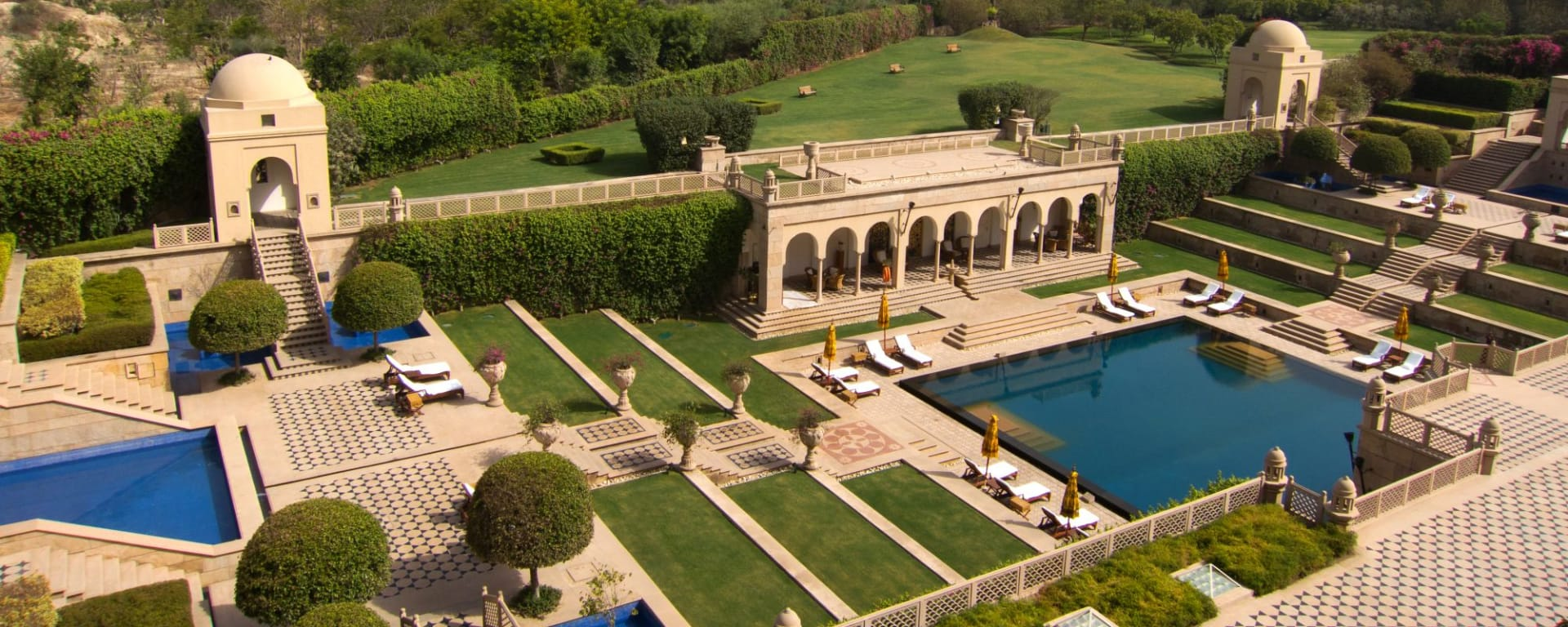 The Oberoi Amarvilas à Agra: Overview