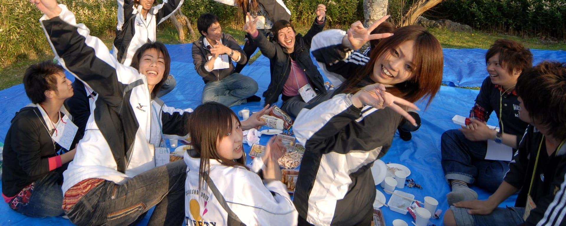 Le Japon classique de Tokyo: Tokyo: party time