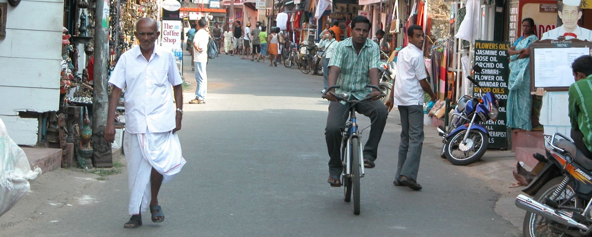 Stadttour Kochi: Fort Cochin Street