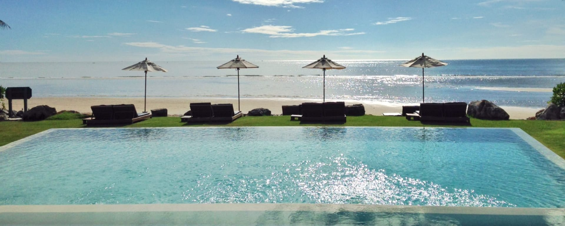 Devasom Hua Hin Resort: Pool