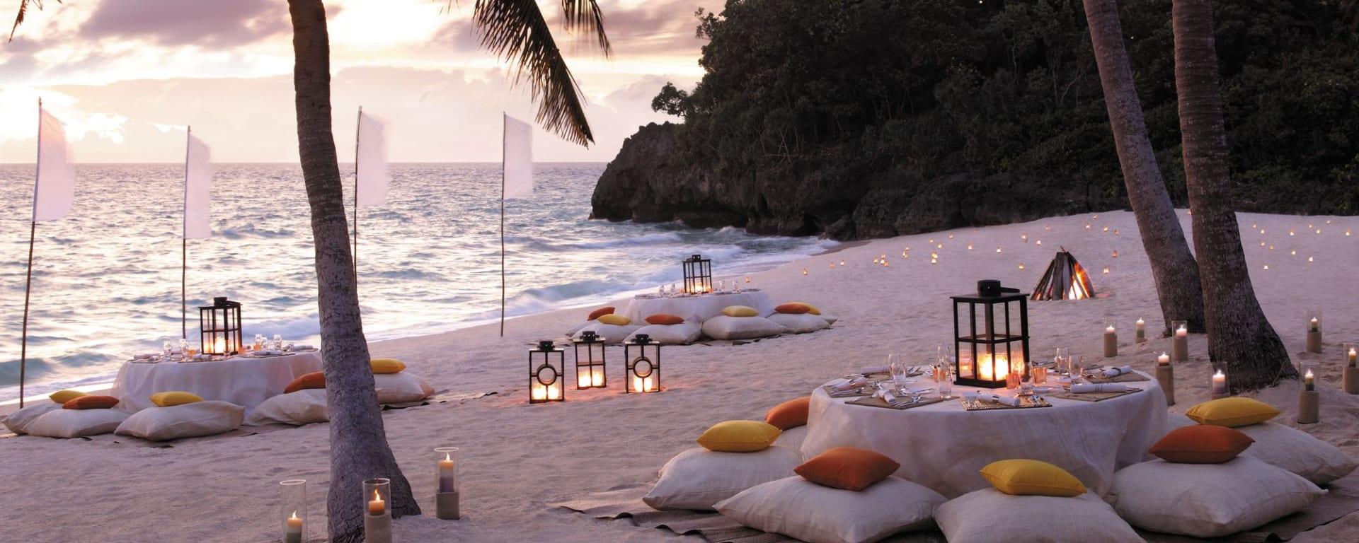 Shangri-La's Boracay Resort & Spa: Beachfront Dinner Party