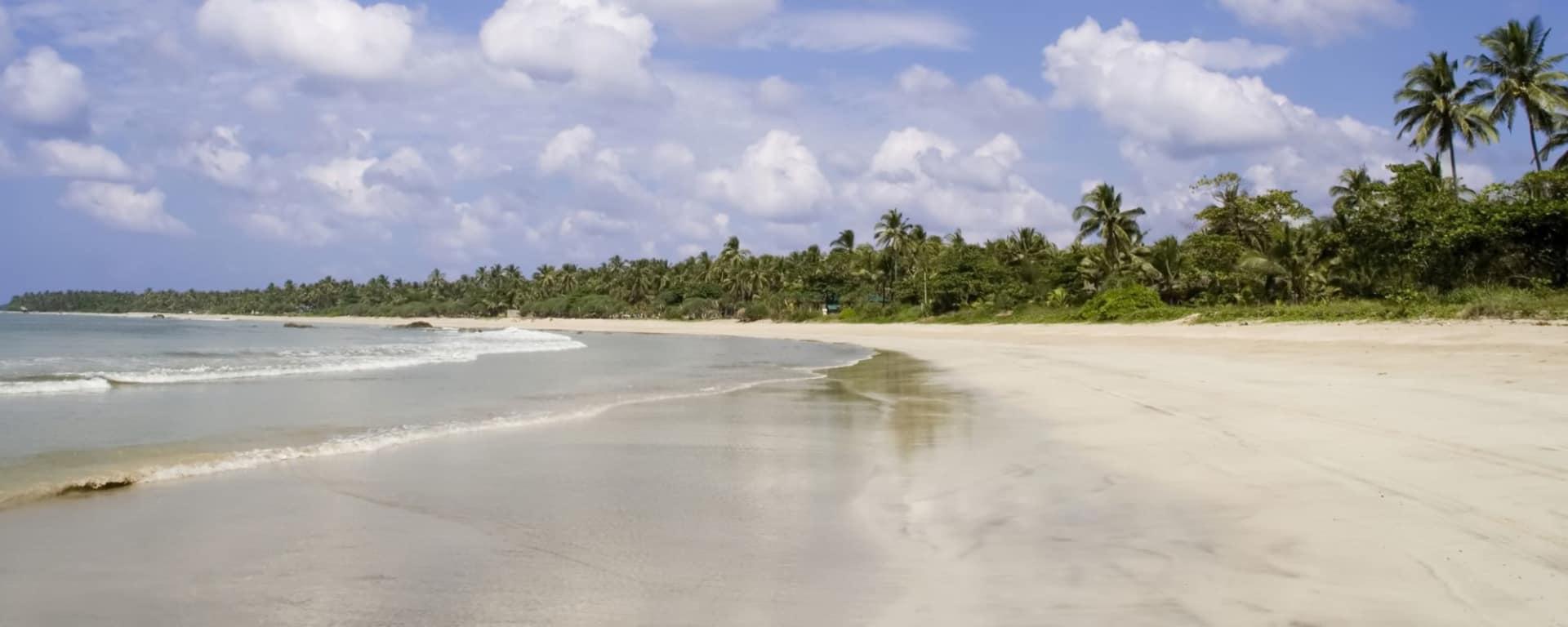 Wissenswertes zu Myanmar Reisen und Ferien: Ngwe Saung Beach