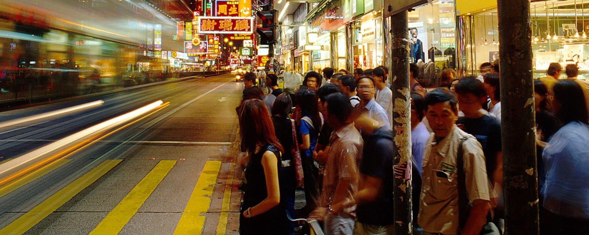 Wissenswertes zu Hong Kong Reisen und Ferien: Hong Kong Nathan Road