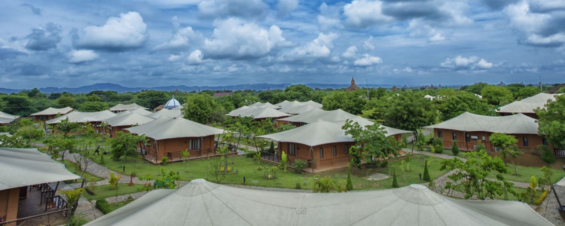 Bagan Lodge: Overview