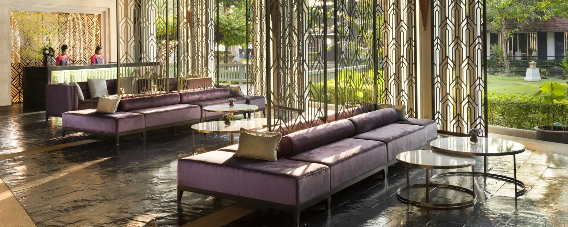 Aonang Villa in Krabi: Lobby
