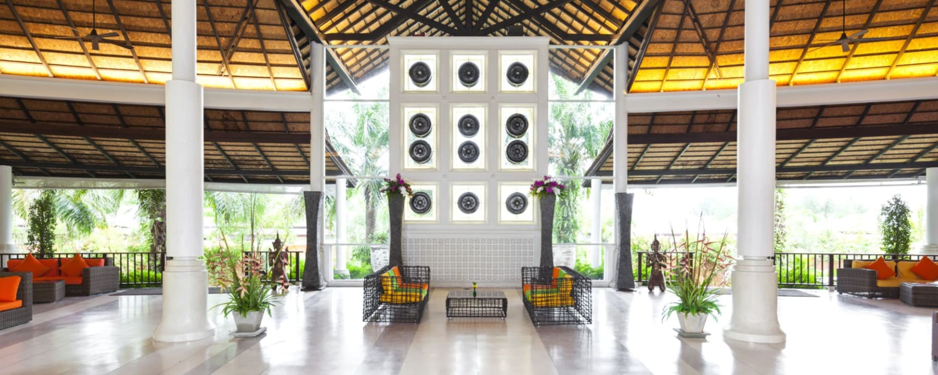 Beyond Resort Khaolak in Khao Lak: Lobby