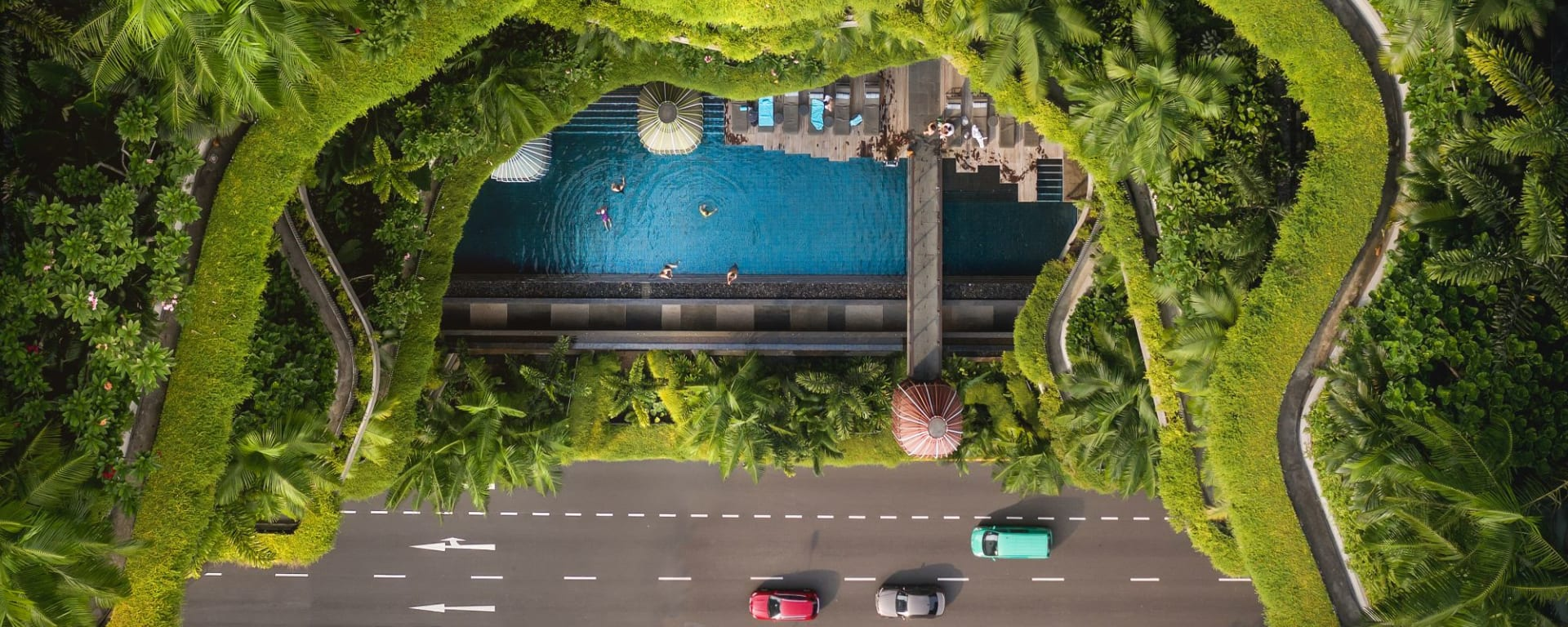 Parkroyal Collection Pickering in Singapur: Zero Energy Sky Gardens Aerial