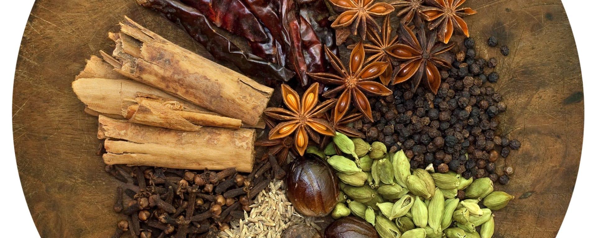Jardin des épices à Goa: Gewürze 86458060