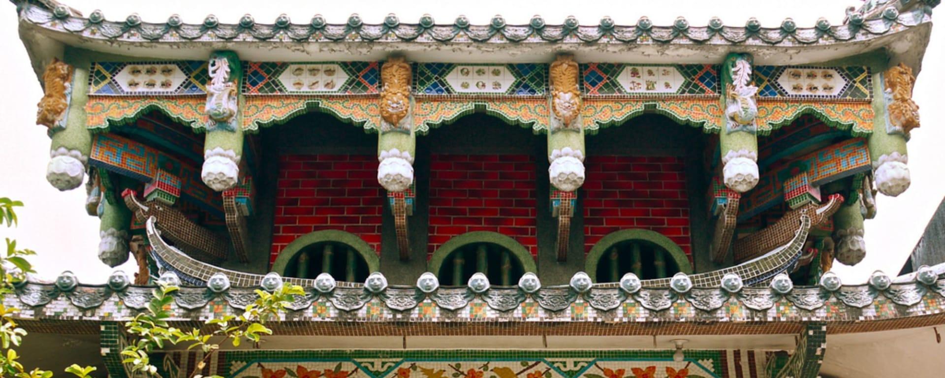 Tour de ville de Manille, demi-journée: Manila Chinese Cemetery