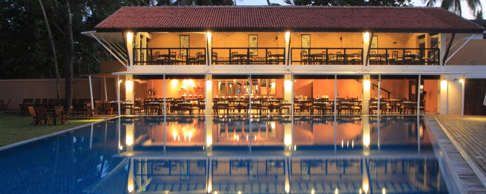 Avani Bentota Resort: Breeze Restaurant