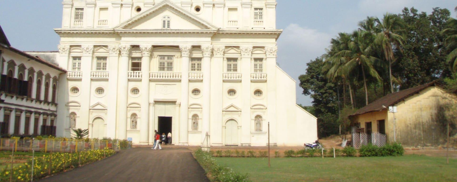 Das koloniale Erbe Goas: Cathedral