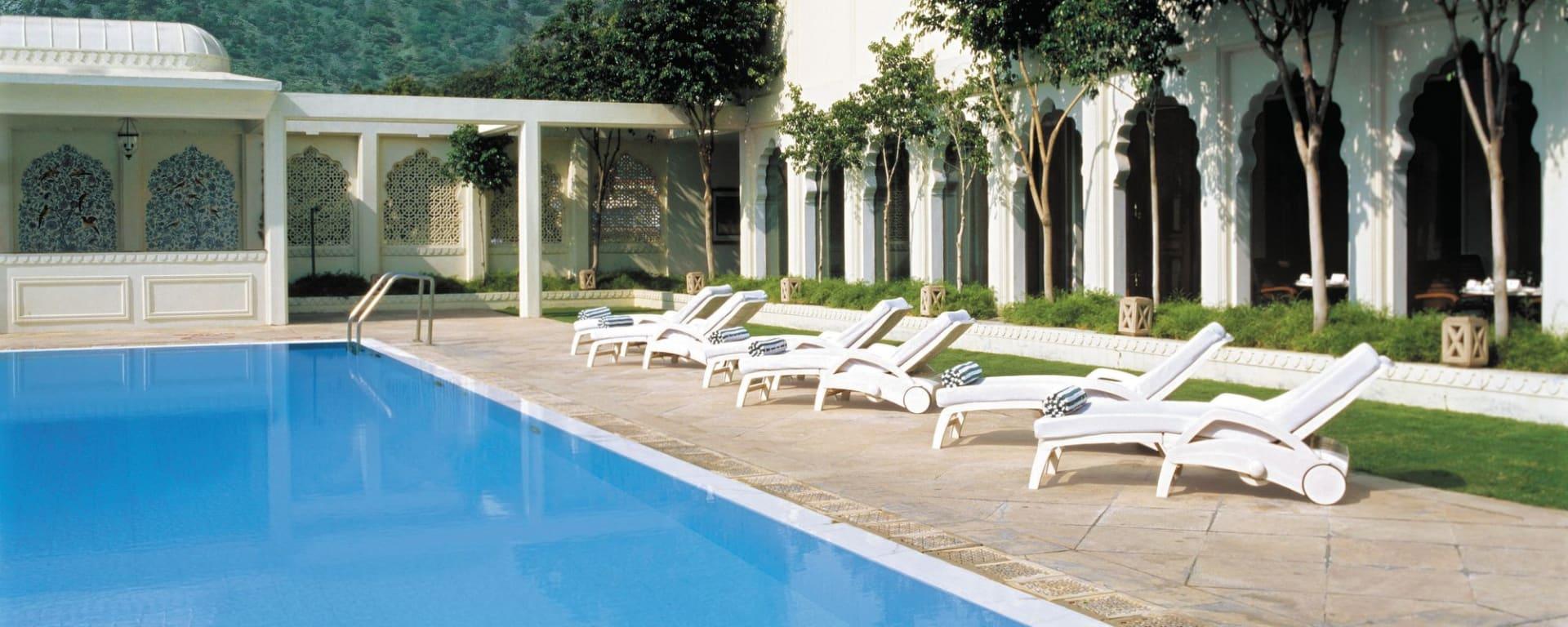 Trident à Jaipur: Pool