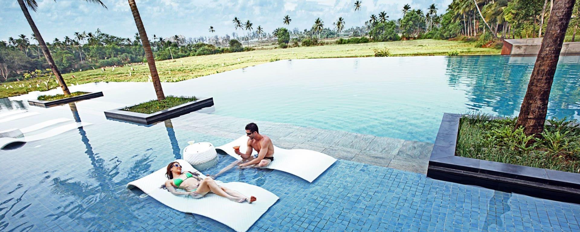 Alila Diwa Goa & The Diwa Club by Alila: Pool