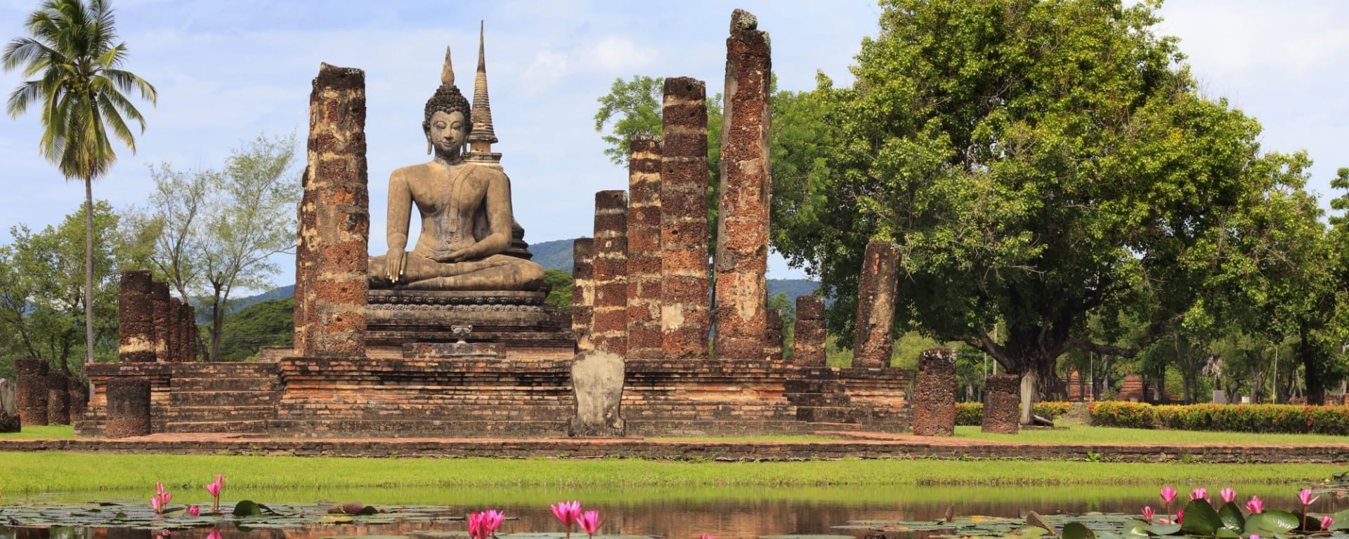 Thaïlande compacte de Bangkok: Sukhothai: