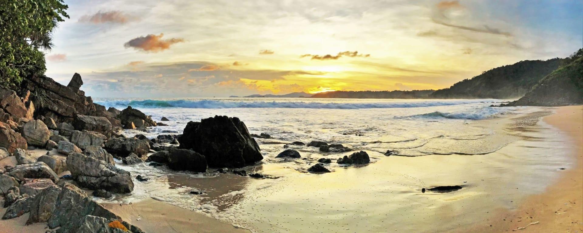 Wa Ale in Mergui Archipel: Scenery