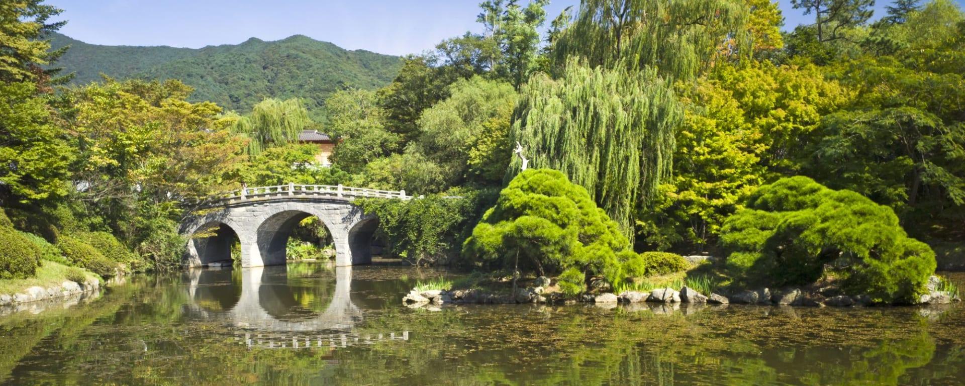 Découverte active de la Corée du Sud de Séoul: Haeinsa temple