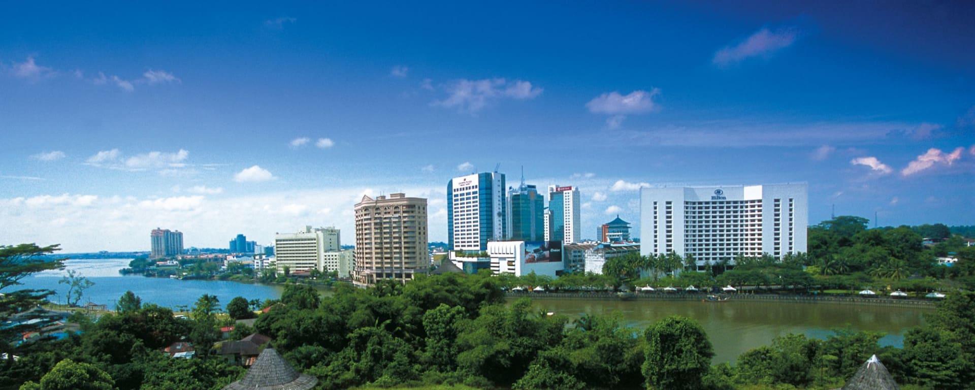 Tour de ville de Kuching: Kuching: Capital of Sarawak