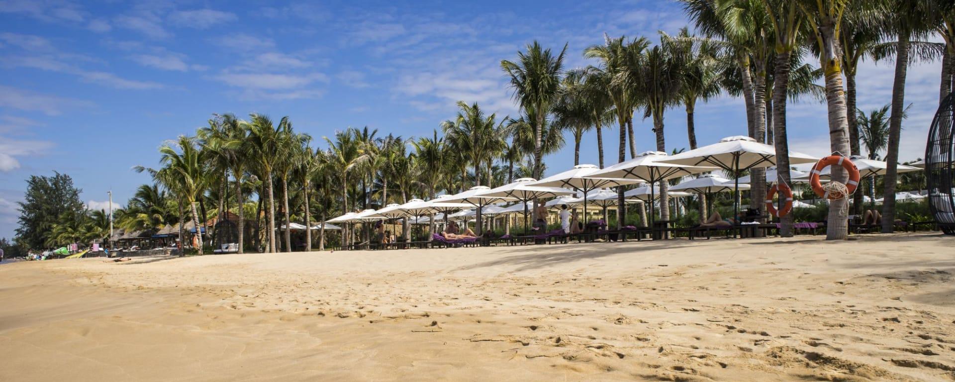Salinda Resort à Phu Quoc: Beach
