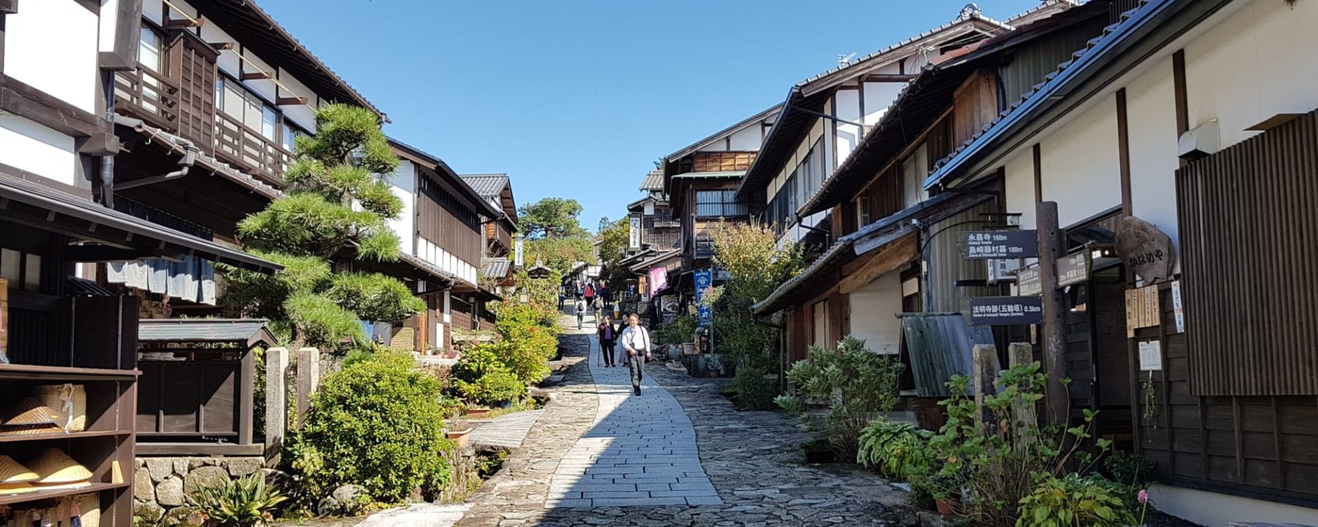 Vielfältiges Japan ab Tokio: Kiso Valley - Nakasendo Trail - Magome Village