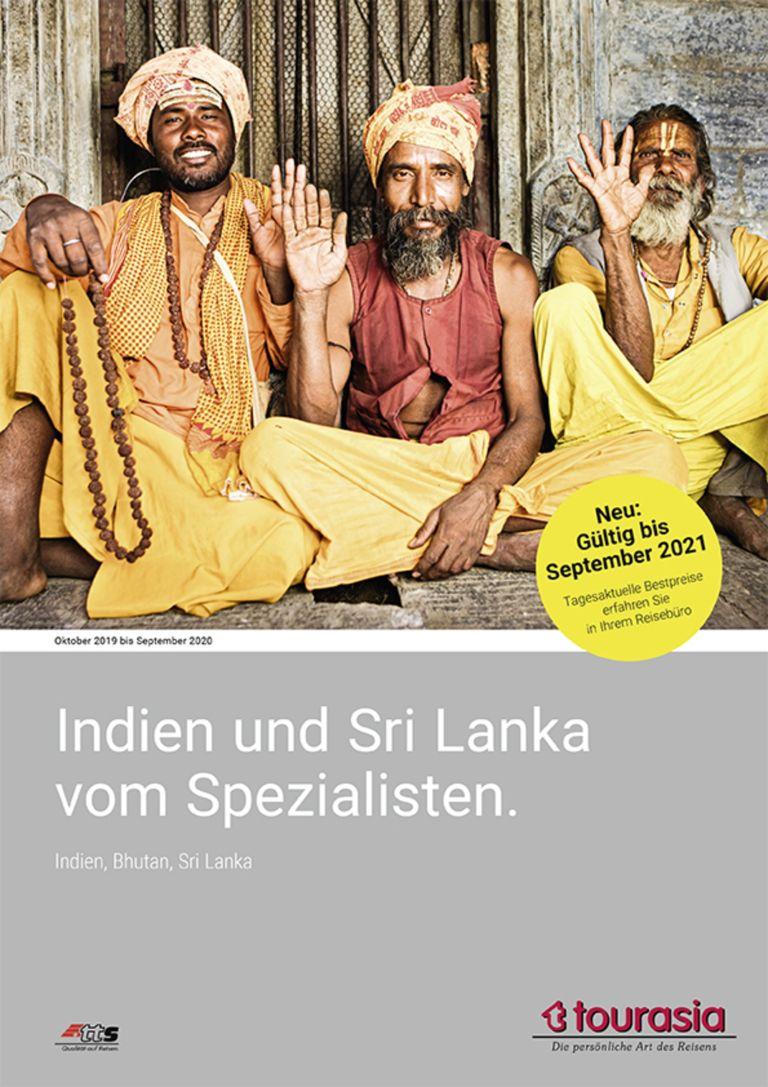 Indien und Sri Lanka: Oktober 2020 - September 2021
