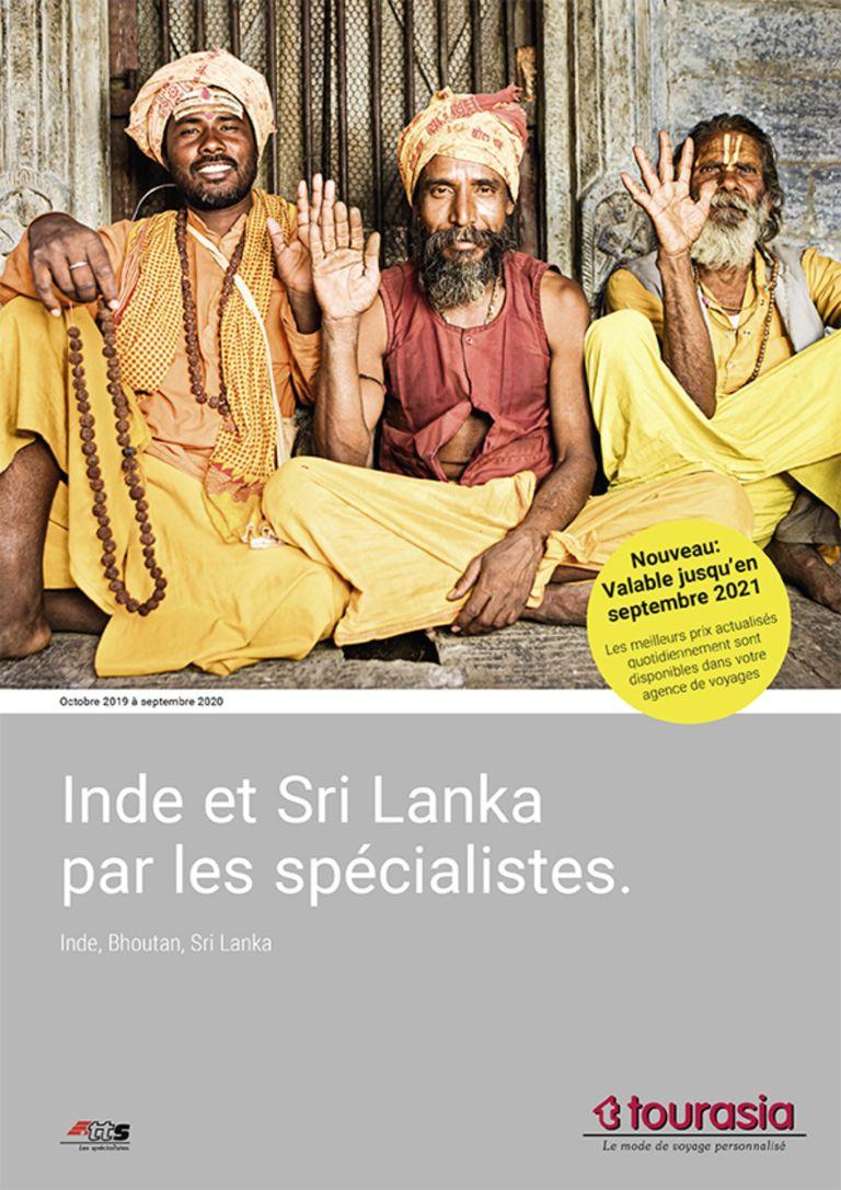 Inde et Sri Lanka: Octobre 2020 - Septembre 2021