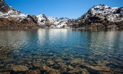 A Traveller Guide to Langtang; trekker