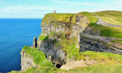"West coast of Ireland - Cliffs, Castles and the famous ""Craic"""
