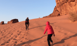 My Jordan Chronicles: Surreal places, travel lists and happy tourists!