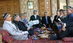 Mysterious Uzbekistan