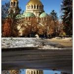 "Sofia city, The cathedral temple ""St. Alexander Nevski"""