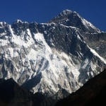 Fly Above The Highest Mount Everest