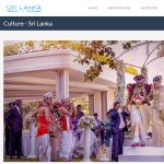 Rich culture of Sri Lanka